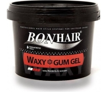 Bonhair Wax Gum Gel Black 750 ML