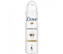 Dove Invisible Dry Deodorant 48h Spray 150 ml