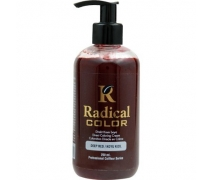 Radical Color Saç Boyası 250 ML Deep Red Koyu Kızıl