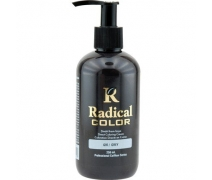 Radical Color Saç Boyası 250 ML Gri