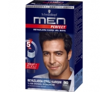 Schwarzkopf Men Perfect 90 Siyah