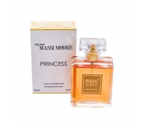 The New Massi Moore Princess Kadın Parfümü 100 Ml