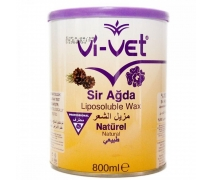 Vivet Sir Ağda Naturel 800 ML