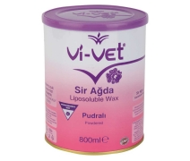 Vivet Sir Ağda Pudralı 800 ML
