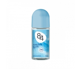 8X4 Ocean Fresh Roll-On Deodorant 50Ml Kadın