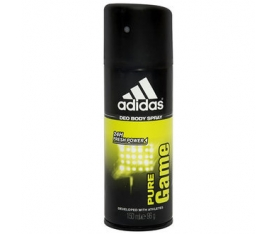 Adidas Erkek Deodorant Pure Game 150 Ml