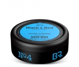 Black Red Wax Ultra Strong 150 Ml