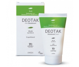 Deotak Deodorant Krem Plus 35 Ml