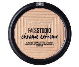 Maybelline Face Studio Chrome Extreme Highlighter 200 Diamond Glow