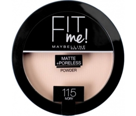 Maybelline Fit Me Pudra 115 Ivory