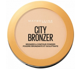 Maybelline New York City Bronze Bronzlaştırıcı & Kontür Pudrası 100 Light Cool