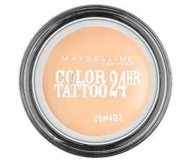Maybelline New York Color Tattoo 24H Creamy Mattes Göz Farı 93 Creme De Nude