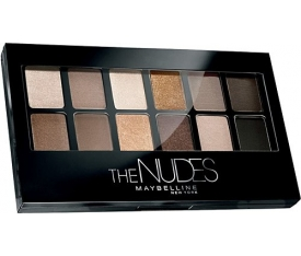 Maybelline The Nudes Far Seti 01