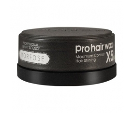 Morfose Prohair Wax Siyah X5 Men 150 ML
