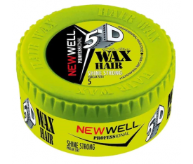 New Well Yeşil Parlak Sert 150 Ml Wax
