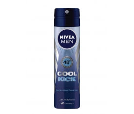 Nivea Cool Kick Erkek Deodorant 150 Ml