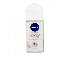 Nivea Kadın Roll On Powder Touch 50 Ml