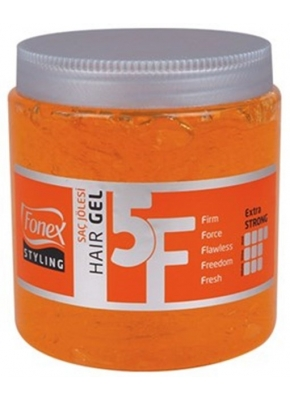 Fonex Styling Extra Strong Saç Jölesi 700 ML