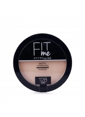 Maybelline Fit Me Pudra 128 Nude