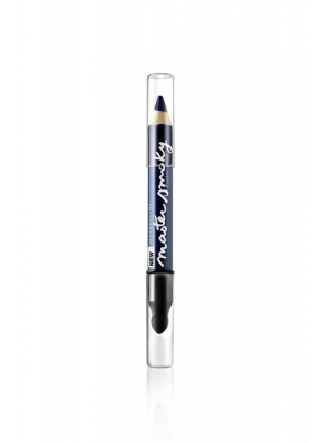 Maybelline Kalem Far Master Smoky Smoky Navy