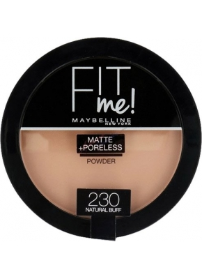 Maybelline New York Fit Me Powder 230 Natural Buff