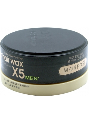 Morfose Prohair Wax Mat  X5 Men 150 Ml