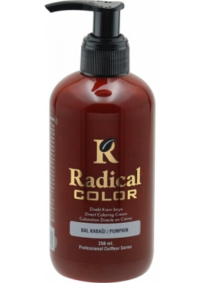 Radical Color Saç Boyası 250 ML Bal Kabağı Pumpkin