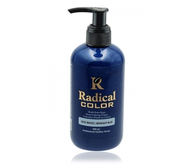 Radical Color Saç Boyası 250 ML Gece Mavisi