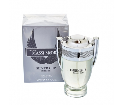 The New Massimoore Silver Cup Erkek Parfümü 100 ML
