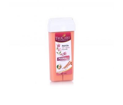 Trucare Kartuş Ağda Roll On Pudralı 100 ML